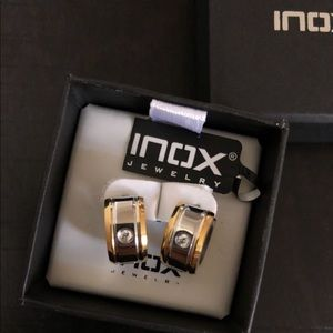 Inox jewelry earrings